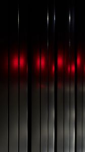 Preview wallpaper blinds, stripes, glare, red, texture