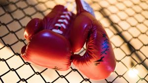 Preview wallpaper boxing gloves, fight, boxing