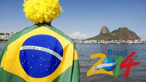 Preview wallpaper brasil, fifa, world cup, 2014