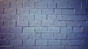 Preview wallpaper brick, stone, white, shadow
