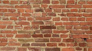 Preview wallpaper brick, texture, wall