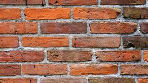 Preview wallpaper brick, wall, texture