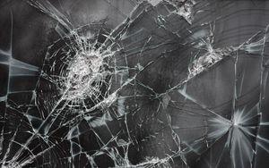Preview wallpaper broken, glass, texture