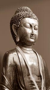 Preview wallpaper buddha, meditation, east, figurine