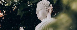 Preview wallpaper buddha, statue, god, deity, religion