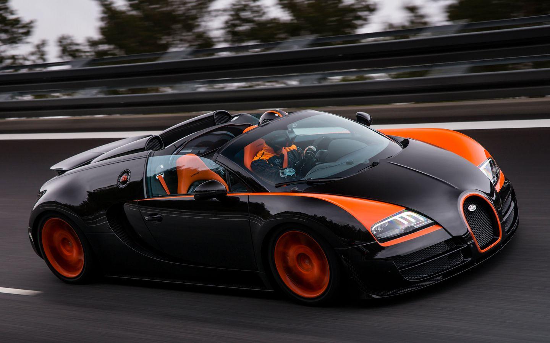 1440x900 Wallpaper bugatti, grand sport, roadster, vitesse, wrc edition, veyron