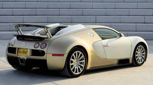 Preview wallpaper bugatti, veyron, cars, style