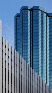 Preview wallpaper buildings, architecture, glass, facade
