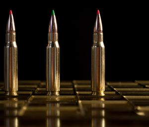 Preview wallpaper bullets, cartridges, ammunition