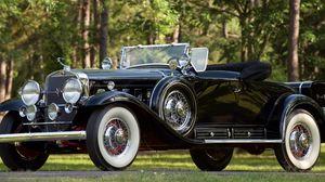 Preview wallpaper cadillac, vintage car, american car