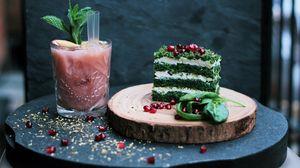 Preview wallpaper cake, dessert, cream