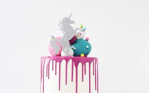 Preview wallpaper cake, dessert, decoration, pastry, sweet