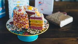 Preview wallpaper cake, pastry, dessert, decoration