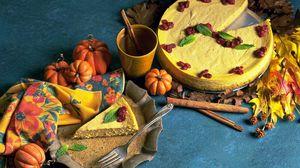 Preview wallpaper cake, sweet, food, tasty