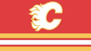 Preview wallpaper calgary flames, hockey, canada