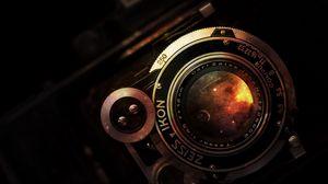 Preview wallpaper camera, lens, vintage, rarity, nikon