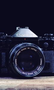Preview wallpaper camera, objective, lens