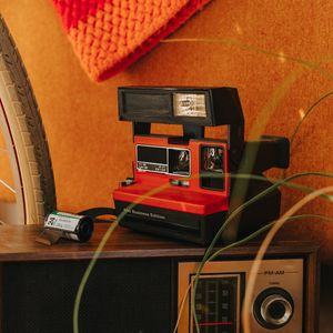 Preview wallpaper camera, retro, vintage, photo