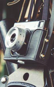 Preview wallpaper camera, vintage, lens
