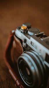 Preview wallpaper camera, vintage, retro, macro