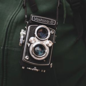 Preview wallpaper camera, vintage, retro, old