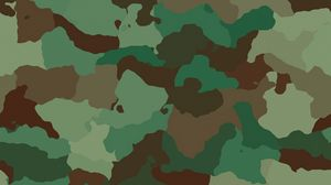 Preview wallpaper camouflage, military, texture