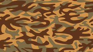 Preview wallpaper camouflage, texture, military