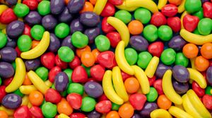 Preview wallpaper candy, pills, colorful, sweetness