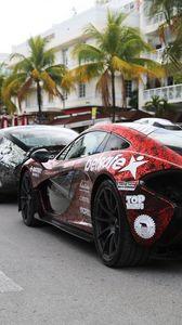 Preview wallpaper car, sports car, tuning, parking