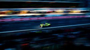 Preview wallpaper car, sportscar, racing, speed, blur