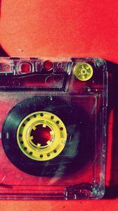 Preview wallpaper cassette, music, vintage, film