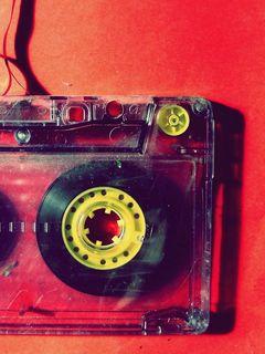 240x320 Wallpaper cassette, music, vintage, film