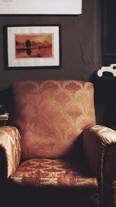 Preview wallpaper chair, vintage, interior, design