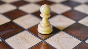Preview wallpaper chess, figure, pawn, board, game