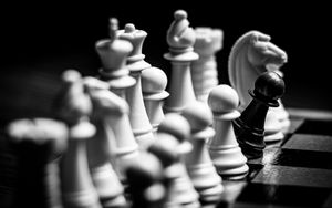 Preview wallpaper chess, pieces, board, game, games