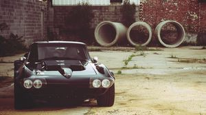Preview wallpaper chevrolet, corvette, grand touring corvette