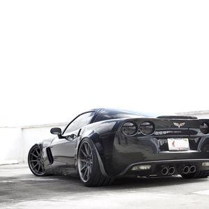 Preview wallpaper chevrolet, corvette, z06, cars, auto