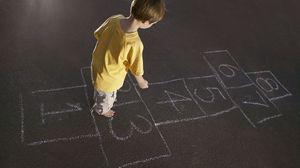 Preview wallpaper children, childhood, happiness, game, memories