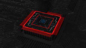 Preview wallpaper chip, processor, circuit, 3d