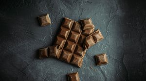 Preview wallpaper chocolate, sweets, dessert