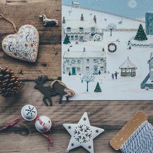 Preview wallpaper christmas, art, toys