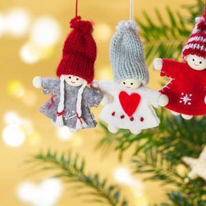 Preview wallpaper christmas, toys, branch, angels