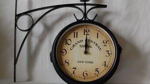Preview wallpaper clock, dial, numbers, beautiful