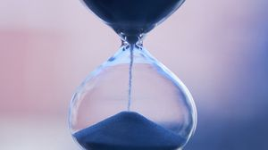 Preview wallpaper clock, sand, time