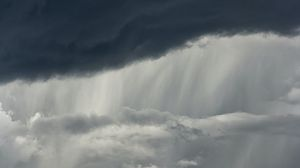 Preview wallpaper clouds, overcast, sky, storm, evening