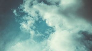 Preview wallpaper clouds, sky, overcast, cloud cover