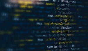 Preview wallpaper code, lines, programming, script, screen, program, web