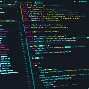 Preview wallpaper code, programming, monitor, hacker