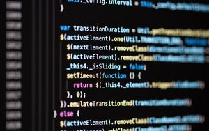Preview wallpaper code, programming, text, lines, symbols, multi-colored