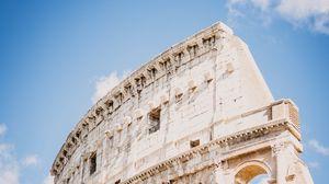 Preview wallpaper colosseum, architecture, building, ancient, historical